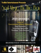TraMaí Entertainment presents 1st Annual Soul Music By The Bay Conference