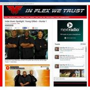 Young Gifted Featured On_In Flex We Trust