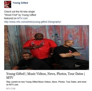 Young Gifted Featured On_ MTV.com