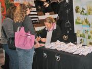 Amy Millar SigningWeb2