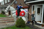 Dominoes New Delivery Team!