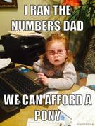 This Is What Happens When Young Girls Get Good With Math!