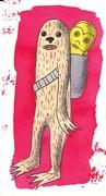 Chewie & C3P0