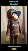 Hoody by DMC