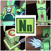 Neon Neuron Details
