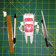 Bit Bot Love by ABZ (Oh-Sheet!)