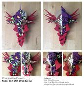 Paper EVA Unit 01 Caduceus