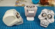 claveras de papel