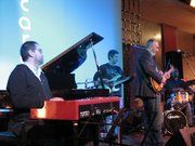 2009 12 22 Blues Revenge at Bacaro with G. kontrafouris1