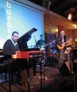2009 12 22 Blues Revenge at Bacaro with G. kontrafouris2