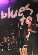 RENE TROSSMAN - Lugano, Switzerland - Blues to Bop Festival