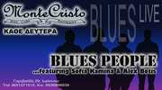 Blues People in Residence - Montecristo Live! - 26/4