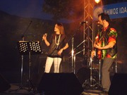 BLUES PEOPLE UNLIMITED featuring ZOE EVAGELOU - OPENING FOR SCORPIONS - IOANNINA 5/7
