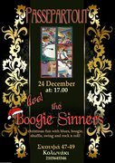 The Boogie Sinners live at ''Passepartout''