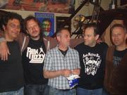 Daddy's Work Blues Band @ Granazi Bar (21.4.2012)