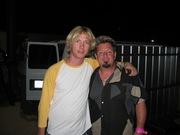 Dan and Kenny Wayne Sheppard