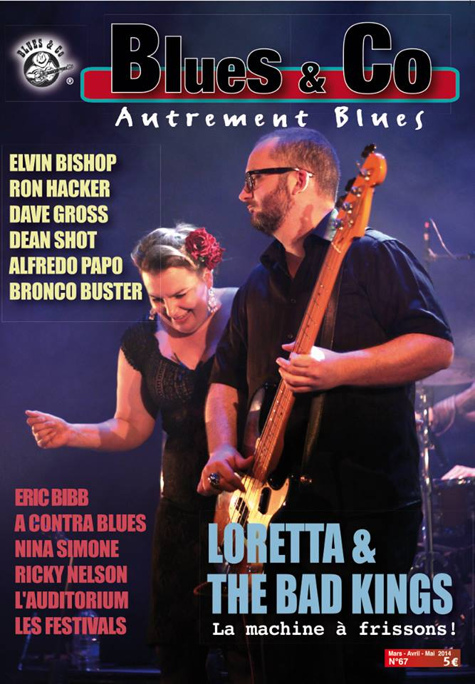Blues & Co. No 67 / Blues in Greece