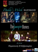 daddy's work blues band Live