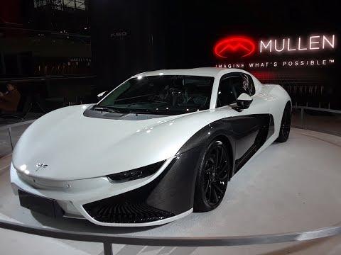 Qiantu K50 By Mullen Technologies North American Unveiling