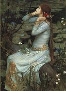 Ophelia by the Pond 1894
