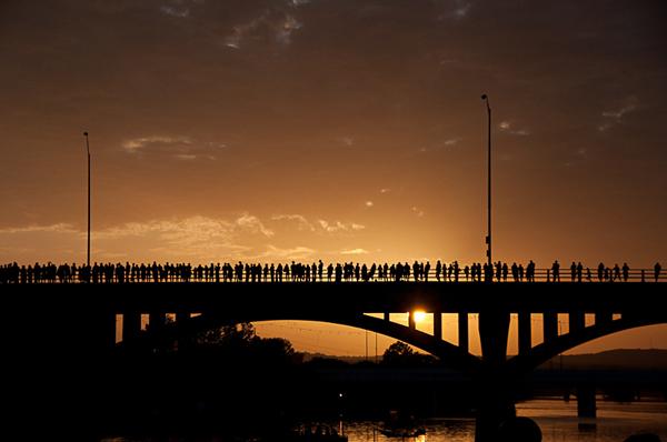 Congress Ave Bridge