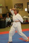 Karate Grandma
