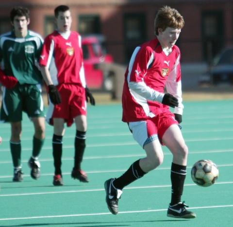 my oldest @ soccer