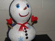 Snowman Wilson #5