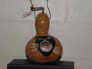 Birdhouse gourd #2