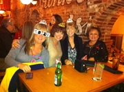 Girls' night out New Years Eve 2012