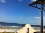 View from the Penhouse Bar at Casa Marina