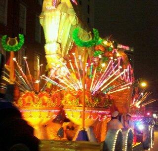 Orpheus Parade