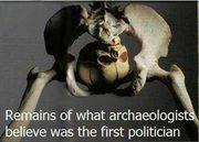 first politician