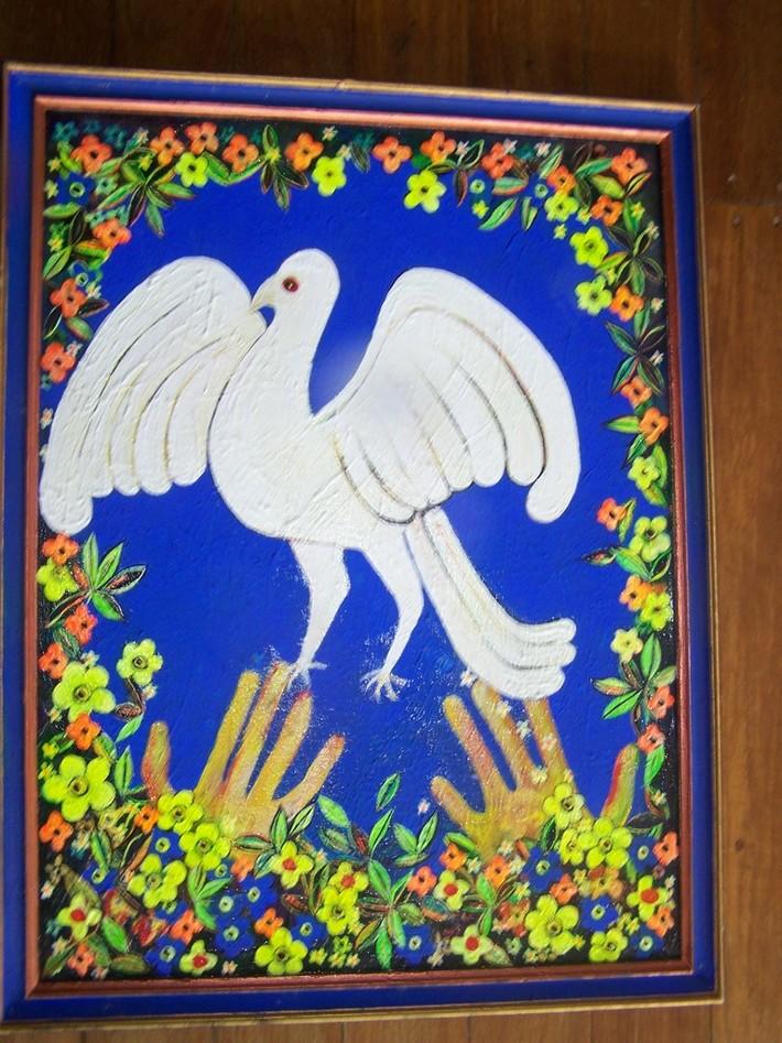 Peace Dove...