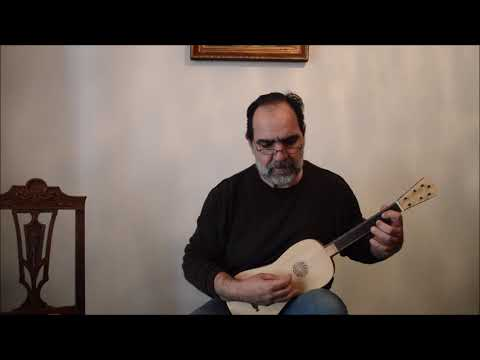 Bransle Haulbaroys -Adrian Le Roy - renaissance guitar