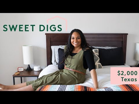 What $2,000 Will Get You In Texas | Sweet Digs | Refinery29