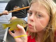 fish kiss