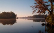 Early Morning calm on the Yeopim River in N.C.