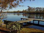 Northwest River Park Pier- Virginia Side