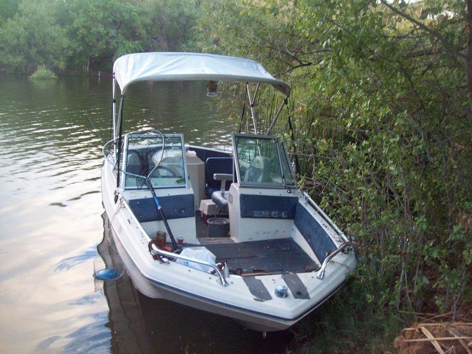 my pretty boat