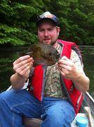 5-4-2012 West Island Bluegill #1