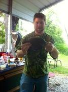 5-23-2012 West Island Bluegill