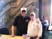 I MET SOME OLD GUY AT BASS PRO THE OTHER DAY