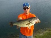 22.5 in. Largemouth Bass (5-31-12) (3)