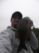 Menominee River fishing trip
