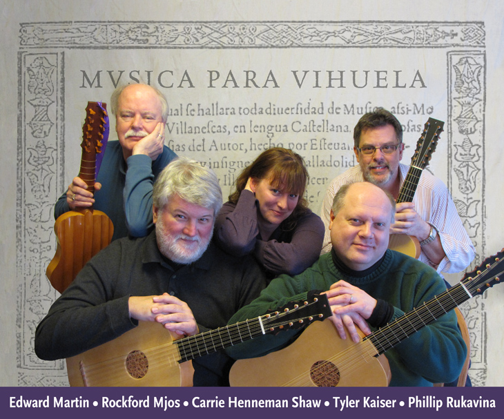 Chambure Vihuela Quartet