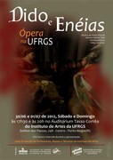 Purcell's Dido and Aeneas in Porto Alegre (Brazil)