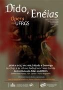 Dido and Aeneas (Poster) - Porto Alegre, Brazil