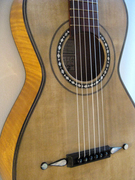 Lehmann Panormo in maple and Engleman