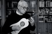 renaissance guitar by Alexander Batov